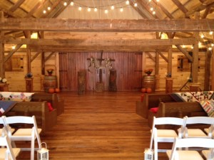 10-12-2014 Barn Ceremony 01