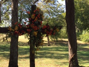 10-25-2014 Flowers on Cross. 02JPG