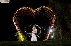 outdoor wedding in Fort Worth