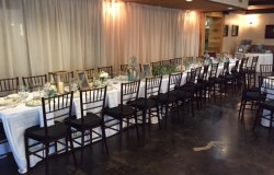 wedding reception in Fort Worth