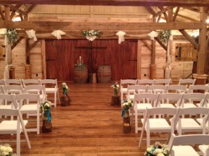 9-20-2014 - 07 - Barn Ceremony