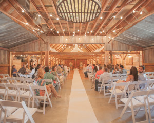 Barn Ceremony Unbridled Dreams
