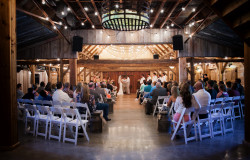 barn wedding in Fort Worth TX