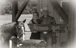 rustic wedding location Fort Worth