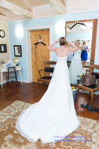 bridal suite at hollow hill event center
