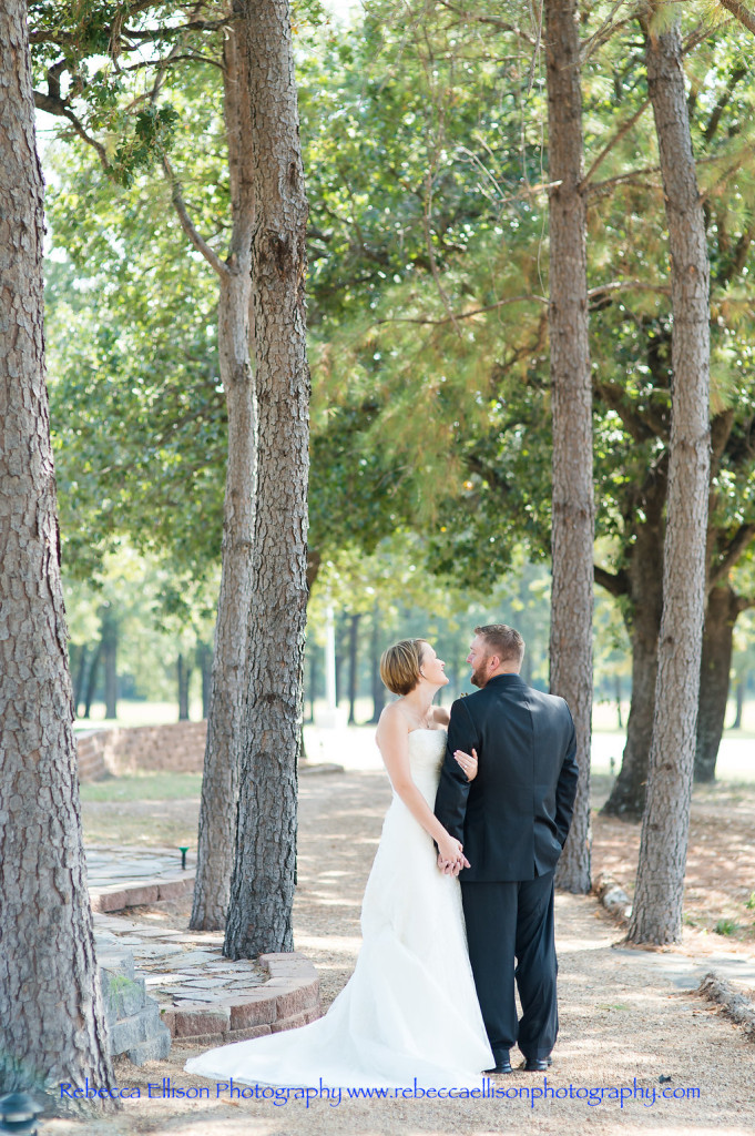 Fort Worth outdoor wedding venue
