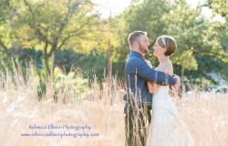 DFW outdoor wedding ceremony