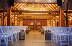 DFW barn wedding venue