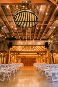 Rustic Barn in Weatherford, TX