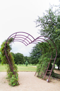 Heart Arbor in the Country