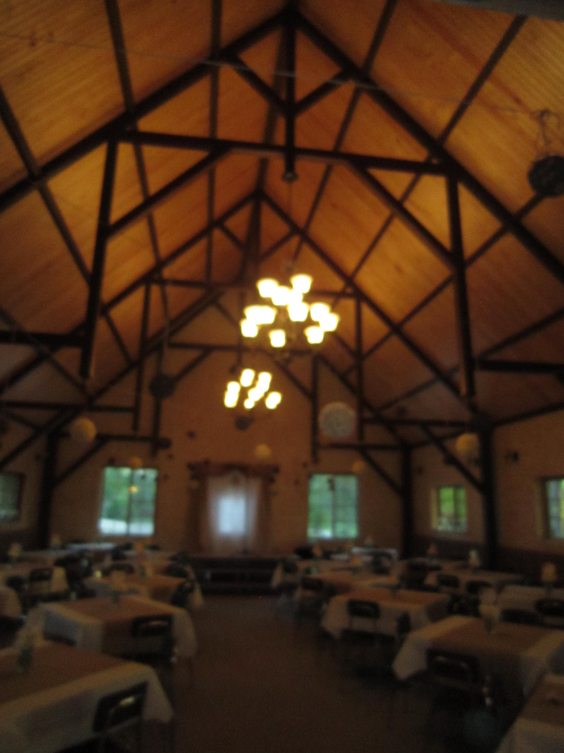reception hall in fort worth