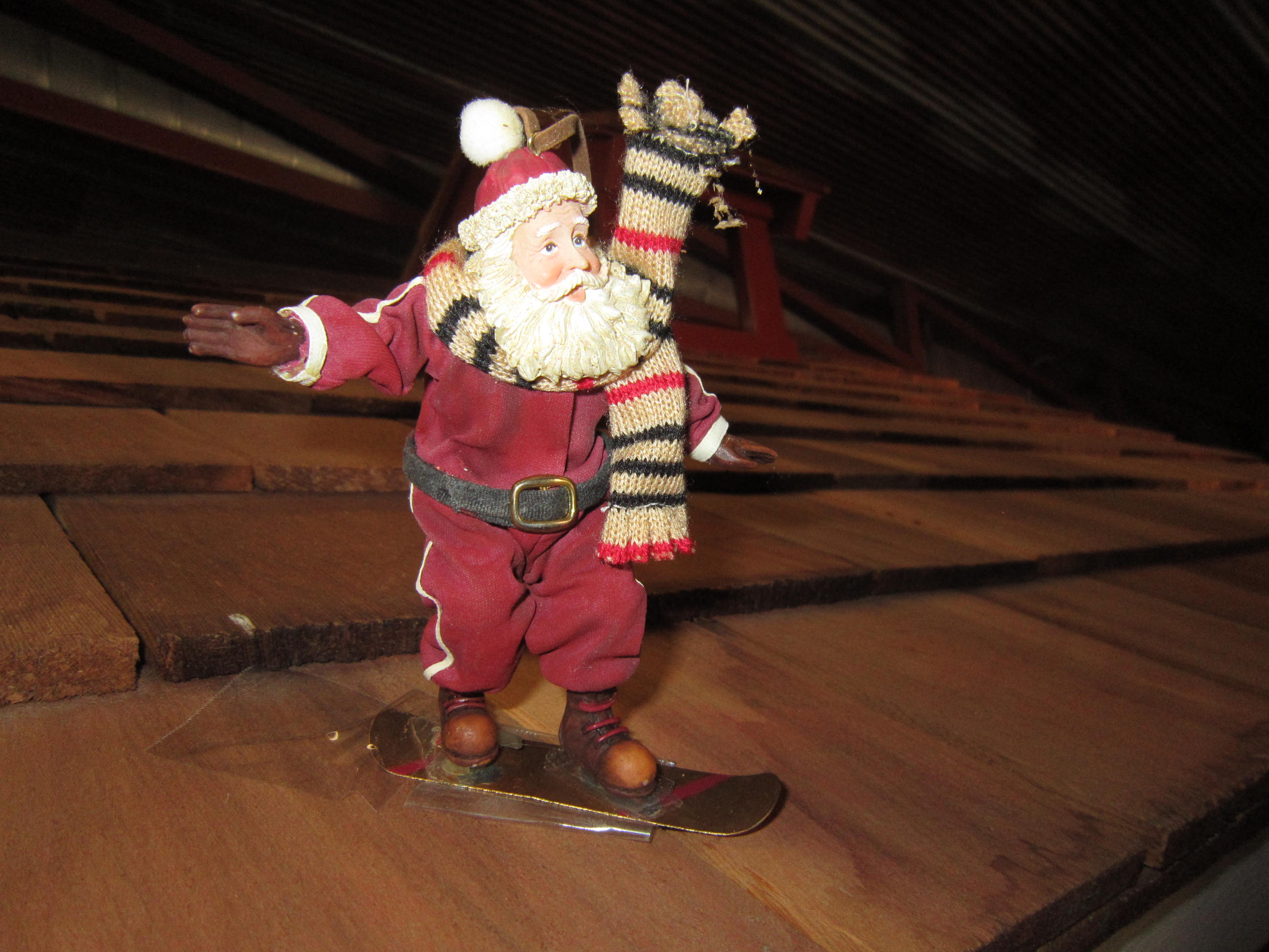 Santa Claus is Coming to Town – Old Town!!