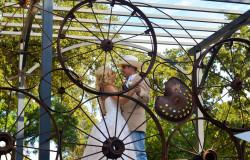 barn wedding venue in Fort Worth, TX