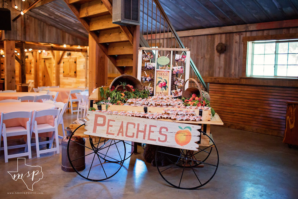 Parker county peaches in Weatherford, TX