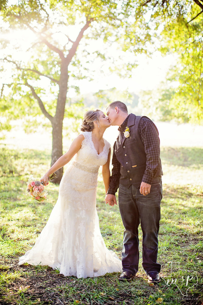 Bridals beneath the trees