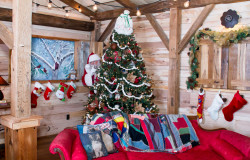 christmas barn venue