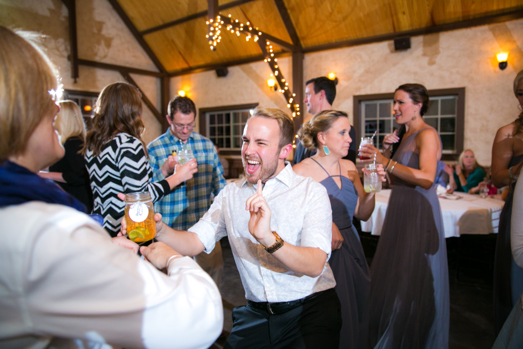 There's plenty of room for your wedding reception in Hollow Hill's Great Room