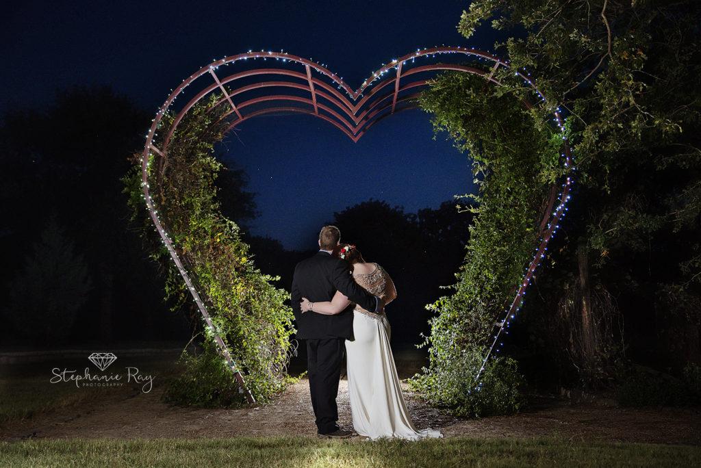 weatherford wedding venue