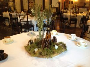 Wedding Decor Center Piece