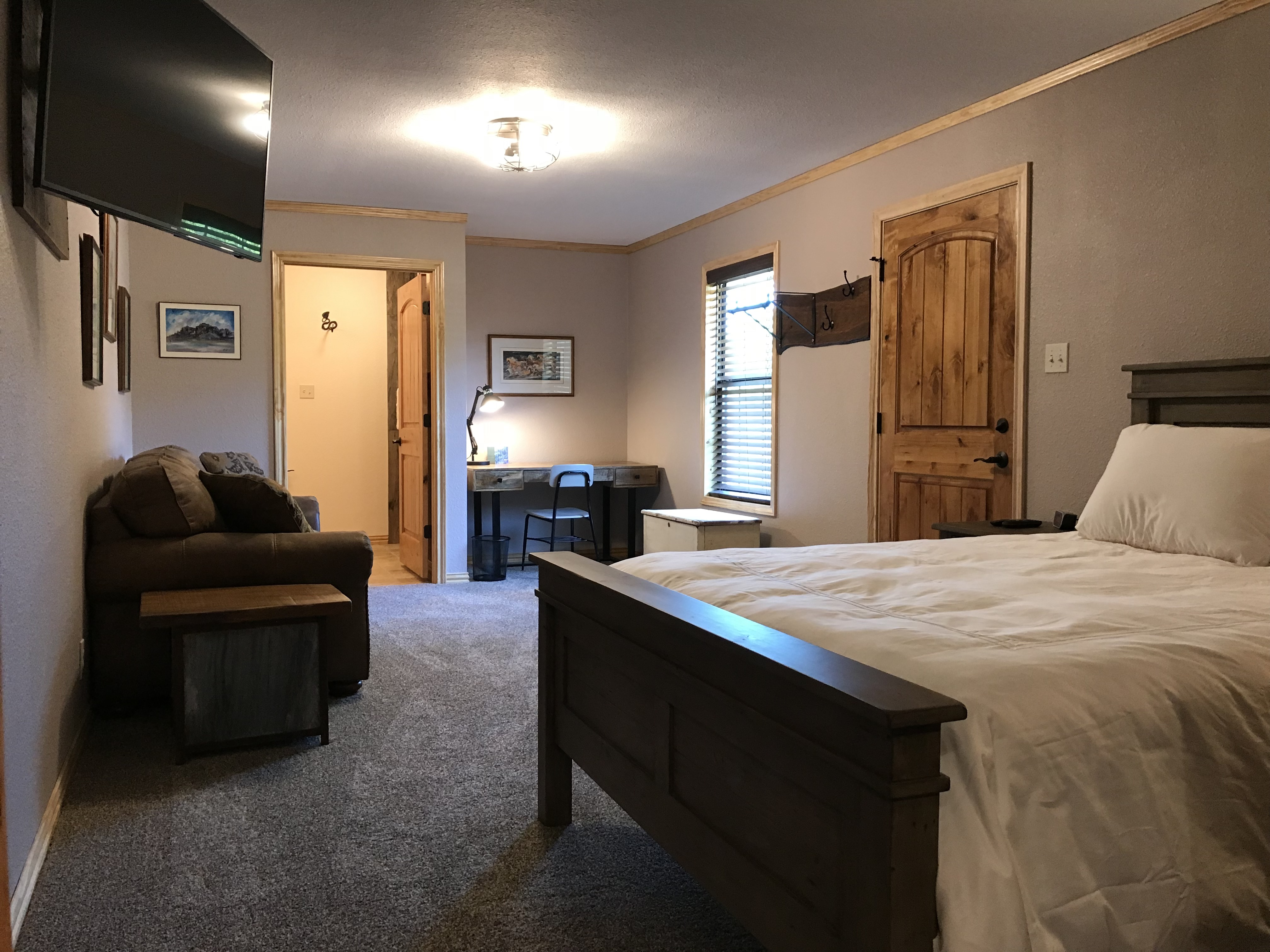 event venue overnight lodging weatherford