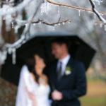 Hollow Hill Winter Wedding