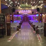 Winter Wedding Indoor - Barn