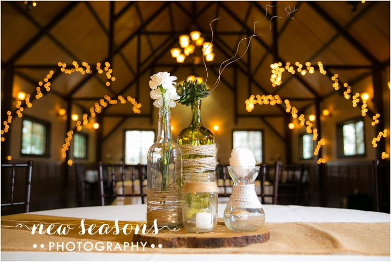 Autumn Wedding Table Decor Ideas 2019
