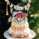 wedding pound cake