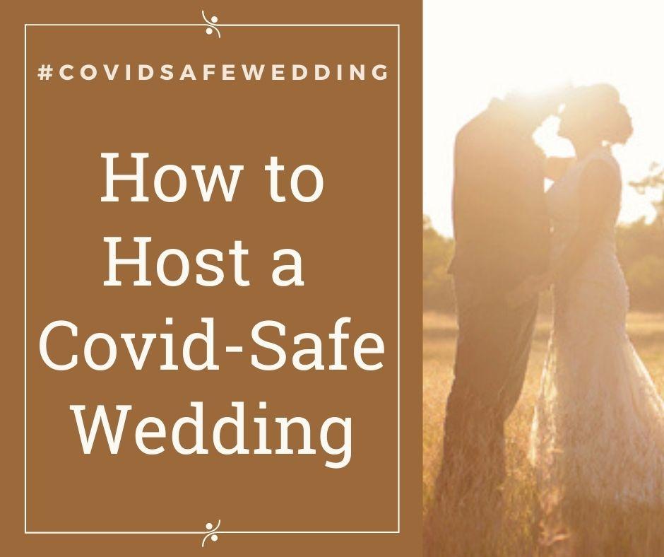 covid safe wedding